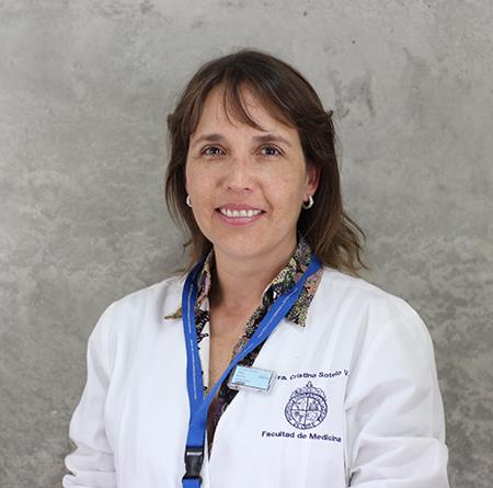 Dra. Cristina Sotelo Villanueva
