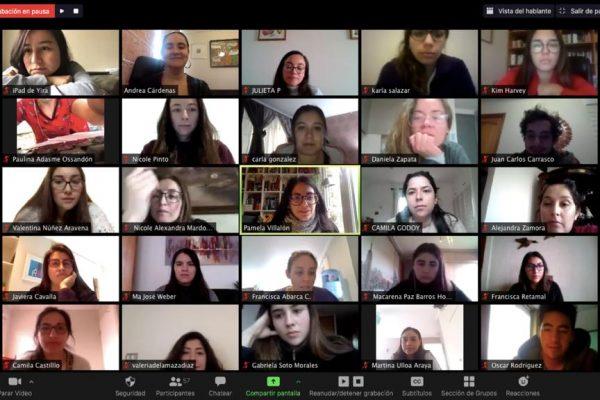 Cursos de Educación Continua finalizan de manera exitosa en su primera versión 100% online