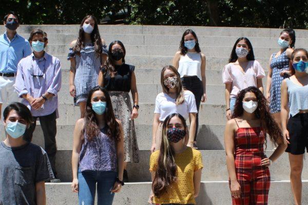 Cambio de mando del Centro de Estudiantes de la Escuela de Odontología