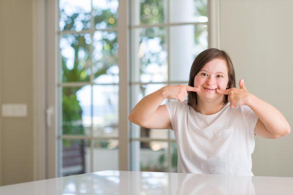 Cuidados de la salud oral en personas con Síndrome de Down