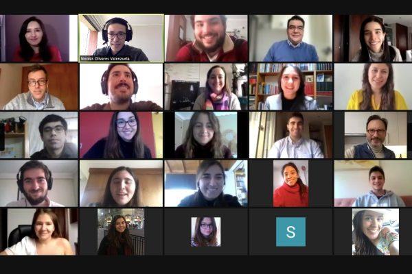 IX Encuentro de Investigación de la Escuela de Odontología UC se realiza por primera vez en modalidad online
